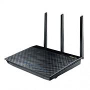 Router ASUS RT-AC66U, WAN: 1xGigabit, WiFi: 802.11ac-1750Mbps