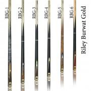 Tac snooker Riley Burwat Gold RBG-4