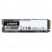 KINGSTON 250GB M.2 NVMe SKC2000M8/250G SSDNow KC2000 series