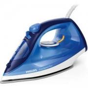 Парна ютия Philips GC2145/20 EasySpeed Plus, 2100 W, Парен удар 110 гр., Керамична гладеща повърхност