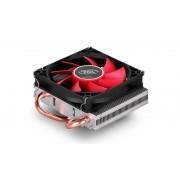 Cooler, DEEPCOOL HTPC-200, PWM, Low Profile, 775/1150/AMD