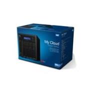 NAS WD MY CLOUD EX4100 24TB/CON 4 DISCOS DE 6TB/4BAHIAS HOTSWAP/1.6GHZ/2GB/2ETHERNET/3USB3.0/RAID 0-1-5-10
