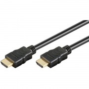 Goobay HDMI-kabel 1.4 med stöd för 4K 3D