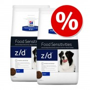 Hill's Prescription Diet Canine 2 x 12 kg/10 kg - Derm Defense (2 x 12 kg)