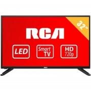 Pantalla Rca Rtv32z2sm Smart Tv 32 Pulgadas 2 Hdmi Wifi 3 Puertos Usb-negro