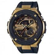 Reloj de la serie G-STEEL de G-Shock GST-200CP-9A de Casio - negro y oro