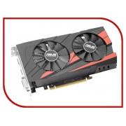 Видеокарта ASUS GeForce GTX 1050 Ti 1341Mhz PCI-E 3.0 4096Mb 7008Mhz 128-bit DVI HDMI HDCP Expedition OC EX-GTX1050TI-O4G