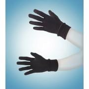 BlackSpade Теплые термоперчатки черного цвета II степень защиты BlackSpade Thermo b9275 Black
