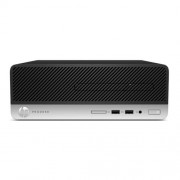 Desktop, HP ProDesk 400 G6 SFF /Intel i3-9100 (4.2G)/ 8GB RAM/ 256GB SSD/ Win10 Pro (7EL87EA)