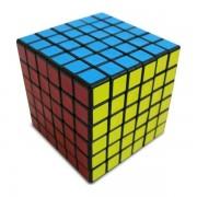 6x6 Versenykocka egyenes változat fekete 00.0006