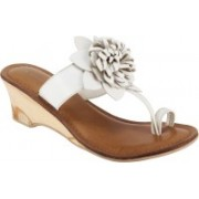 Urban Country Women WHITE Wedges