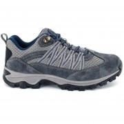 Zapatos Timberland Maddsen Lite Mid Steeple Para Hombre - Gris