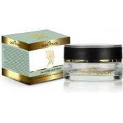 Olive Touch - Hydraterende gezichtscrème/dagcrème met Griekse biologische olijfolie, aloë vera en vitaminen. Beschermt tegen de eerste tekenen van veroudering - met natuurlijke, plantaardige ingrediënten -50 ml