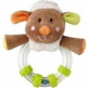 Jucarie bebelusi Minimi Sheep Tuck Rattle