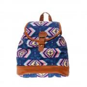 8390-1 kék női hátizsák