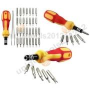 32 in 1 Screwdriver Tool Kit Repair Set Pocket Precision