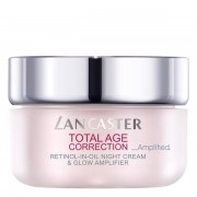 Lancaster Total Age Correction Amplified Retinol-In-Oil Night Cream & Glow Amplifier 50 ml