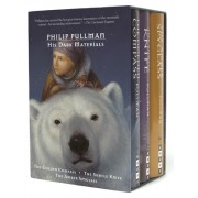 His Dark Materials: The Golden Compass/The Subtle Knife/The Amber Spyglass [With Map]