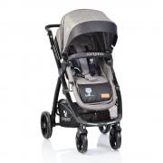 Cangaroo Kombinovana kolica za bebe Stefanie Siva (CAN3648GRY)