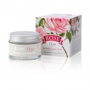 Crema anti age Q10 Bulgarian Rose