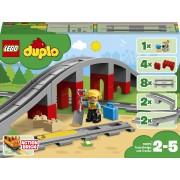 LEGO® DUPLO® Pod si sine de cale ferata