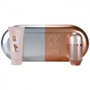 Carolina Herrera 212 VIP Rosé lote de regalo I. eau de parfum 50 ml + leche corporal 100 ml