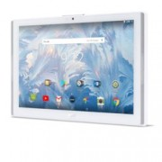 "Таблет Acer Iconia B3-A42-K8B6 (NT.LETEE.006)(бял), LTE, 10.1"" (25.65 cm) WXGA IPS дисплей, четириядрен Cortex A53 1.3 GHz, 2GB RAM, 16GB Flash памет (+ microSD слот), 5.0 & 2.0 MPix камера, Android, 550g"
