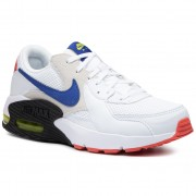 Обувки NIKE - Air Max Excee CD4165 101 White/Hyper Blue/Bright Cactus