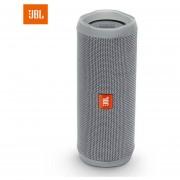 Parlante Flip4 Bluetooth Inalámbrico Portátil Y Altavoces Impermeable - Gris