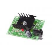 Velleman K7302 NiCd of NiMH acculader High-Q Kit bouwpakket