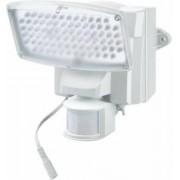 Napelemes LED fénysugárzó SOL 80, IP44 infravörös mozgásérzékelovel 80xLED 200lm Kabel-hossz 4,75m Szinek Szürke-fehér