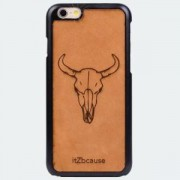itZbcause Cow Skull Backcover iPhone 6/6S