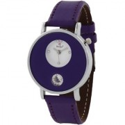 Evelyn Wrist Watches Analogue White Womens Watch (PR-235)