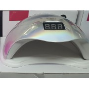 SUN5 SilverMetal 48W 2 in 1 UV/LED műkörmös lámpa