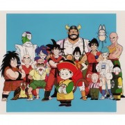 gohan adorable sticker poster|dragon ball z poster|anime poster|size:12x18 inch|multicolor