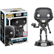 Funko Pop K-2so Star Wars Nycc Comic Con Fall Convention Exclusivo
