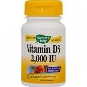 Vitamina D3 2000UI 30 cps