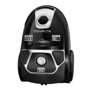 Aspirator Rowenta Compact Power Animal Care RO3985EA 750W Tub telescopic din metal Sac Hygiene Negru