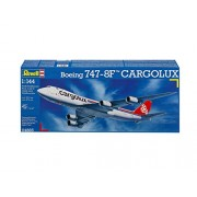 Revell Germany Boeing 747-8F Cargolux Airplane Kit