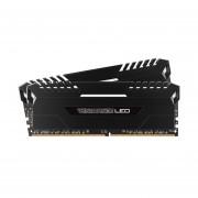 Memorias Ram DDR4 Corsair Vengeance LED Blanco 3200 MHz 16 GB PC4-25600 Kit 2x8 CMU16GX4M2C3200C16