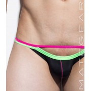 Mategear Ryo Hyun Xpression Mini Active Bikini Swimwear Black 1260402