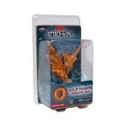 Dungeons and Dragons Attack Wing Wave Four Gold Dragon Expansion Pack Game