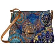 Snoogg antique formations Womens Carry Around Sling Bags