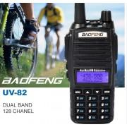 Statie Radio Baofeng UV-82 Dual Band Transceiver 5W 128 canale , Radio FM