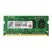 PNY 2 GB SO-DIMM DDR3 - 1066MHz - Transcend CL7