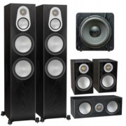 Pachete PROMO SURROUND - Monitor Audio - Silver 500 pachet 5.1 White
