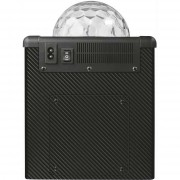 Trust 21731 Fiesta Disco Lite Speaker Wireless Ricaricabile Bluetooth Con Luci I
