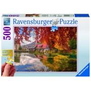 Ravensburger puzzle moara, 500 piese