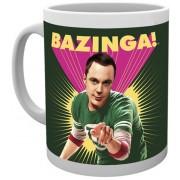 GB Eye Big Bang Theory - Bazinga Mug
