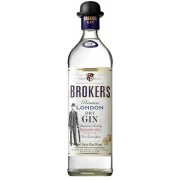 Broker's London Dry Gin 0,7l 40%